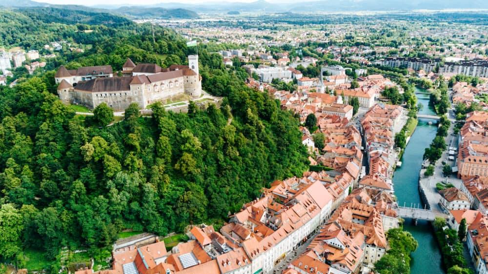 Slovenia East Europe