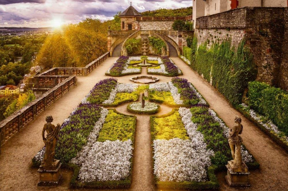 Wurxburg Residence Gardens