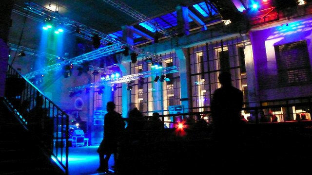 Nightclubs in Berlin - Berghain Panorama bar