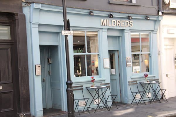 Mildreds - Things to do in London on GlobalGrasshopper.com