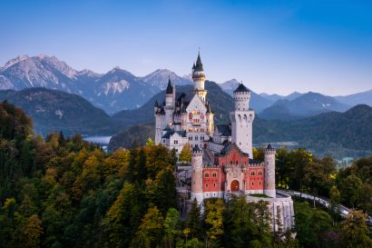 most beautiful places to visit Germany