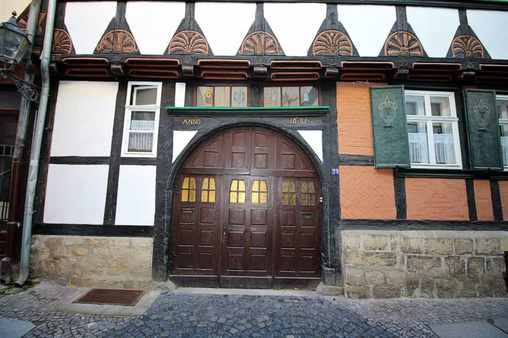 Quedlinburg in Germany
