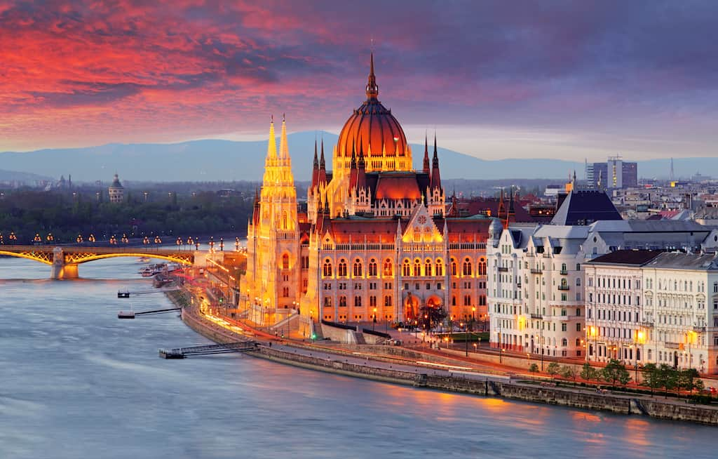 Budapest Hungary - best cities for cheap