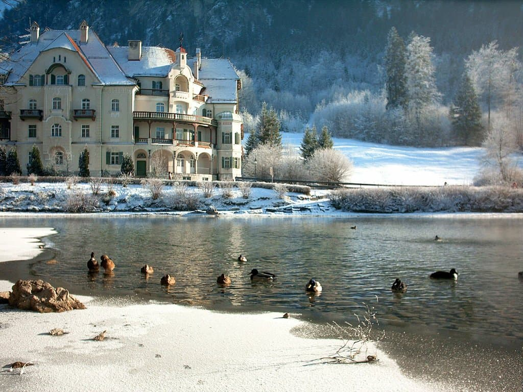 Christmas Bavaria on GlobalGrasshopper.com