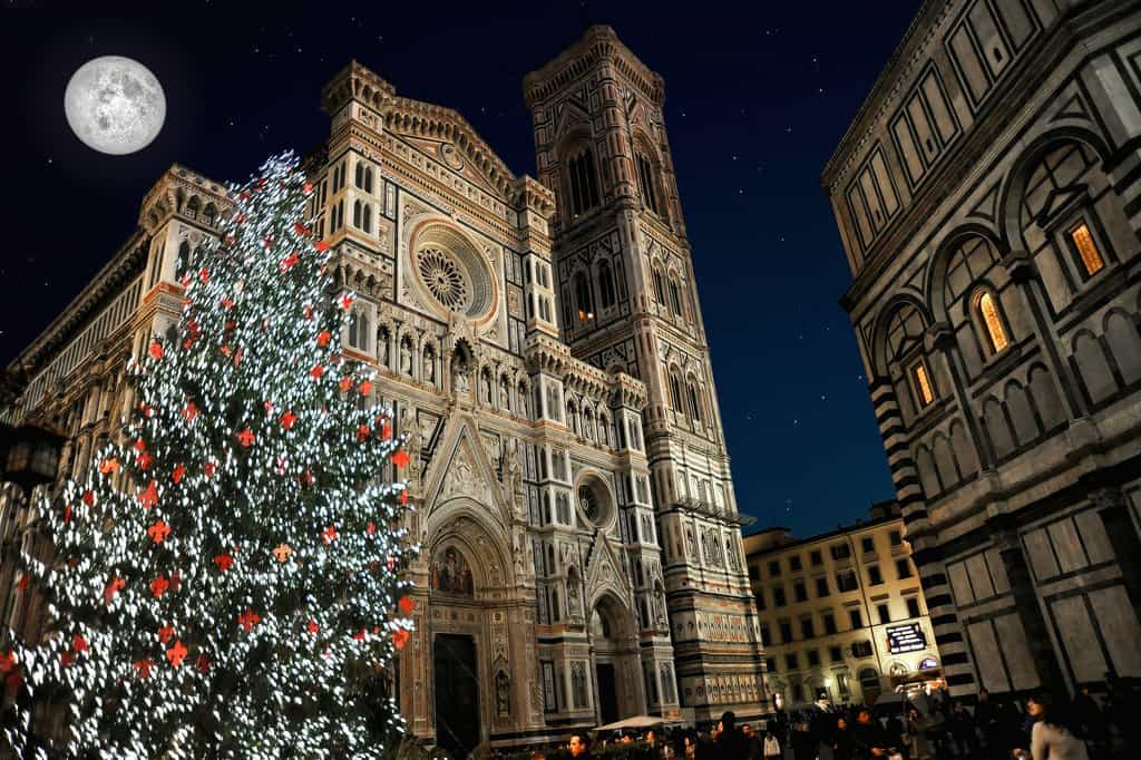 Christmas in Florence on GlobalGrasshopper.com