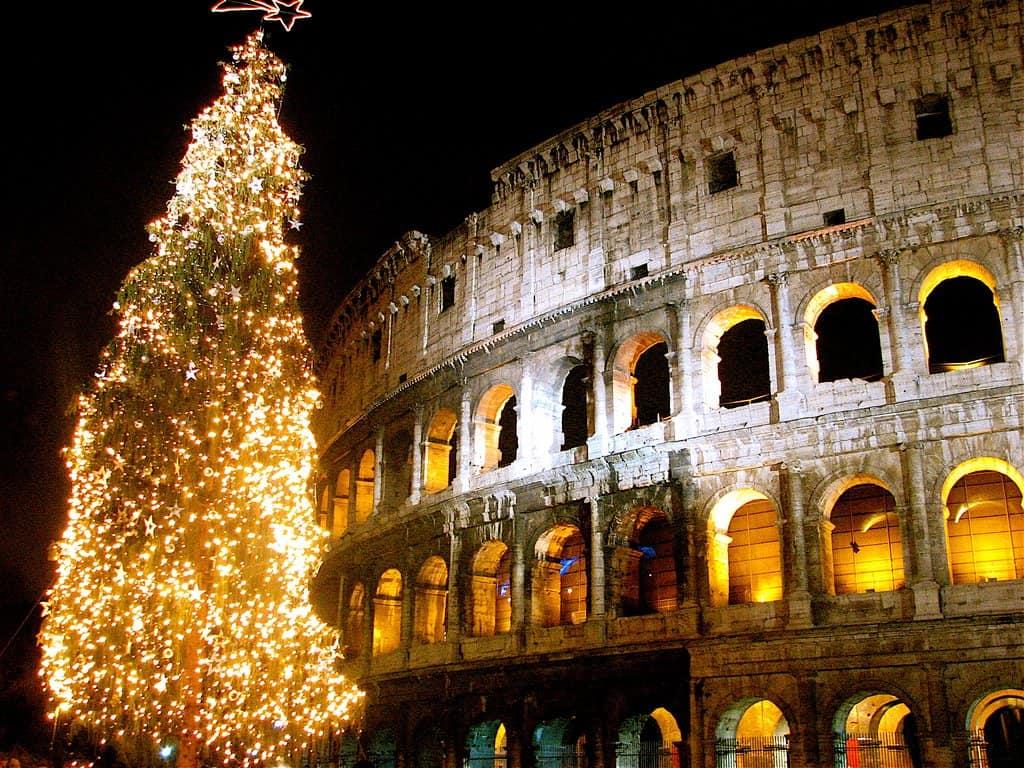 Christmas in Rome on GlobalGrasshopper.com