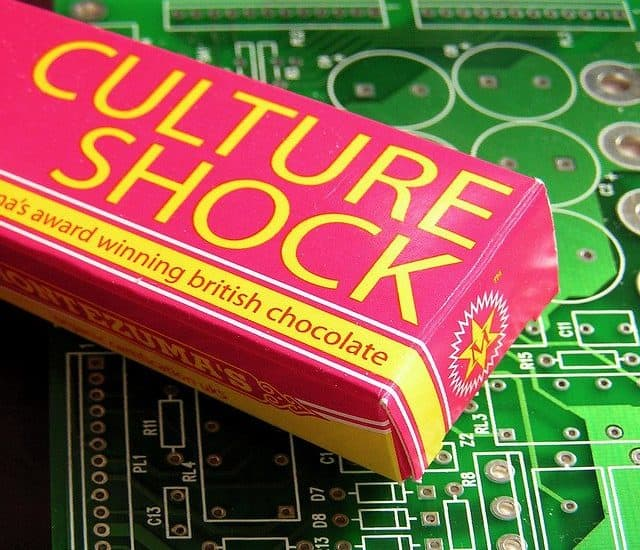 Culture Shock on GlobalGrasshopper.com