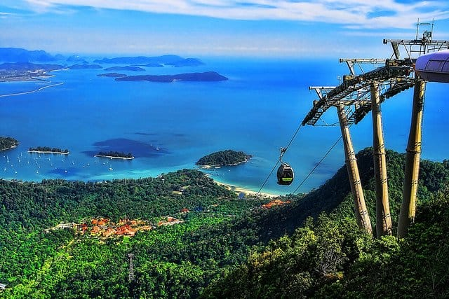 Langkawi - most beautiful island escapes on GlobalGrasshopper.com