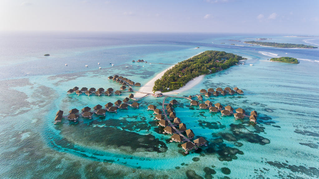 Maldives - most beautiful island holidays