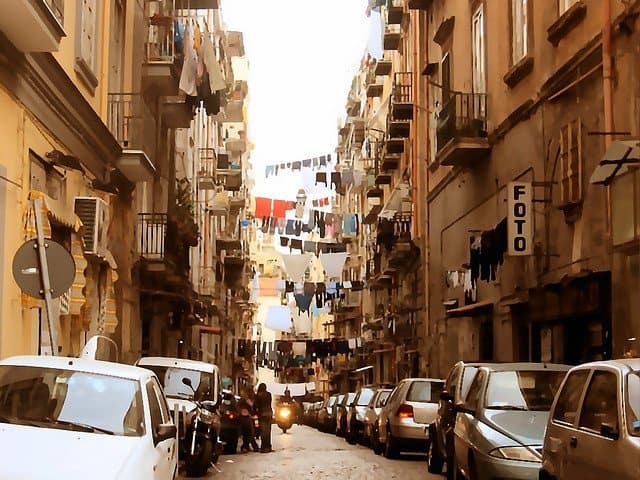 Naples - best cities in Europe for a cheap drink on GlobalGrasshopper.com