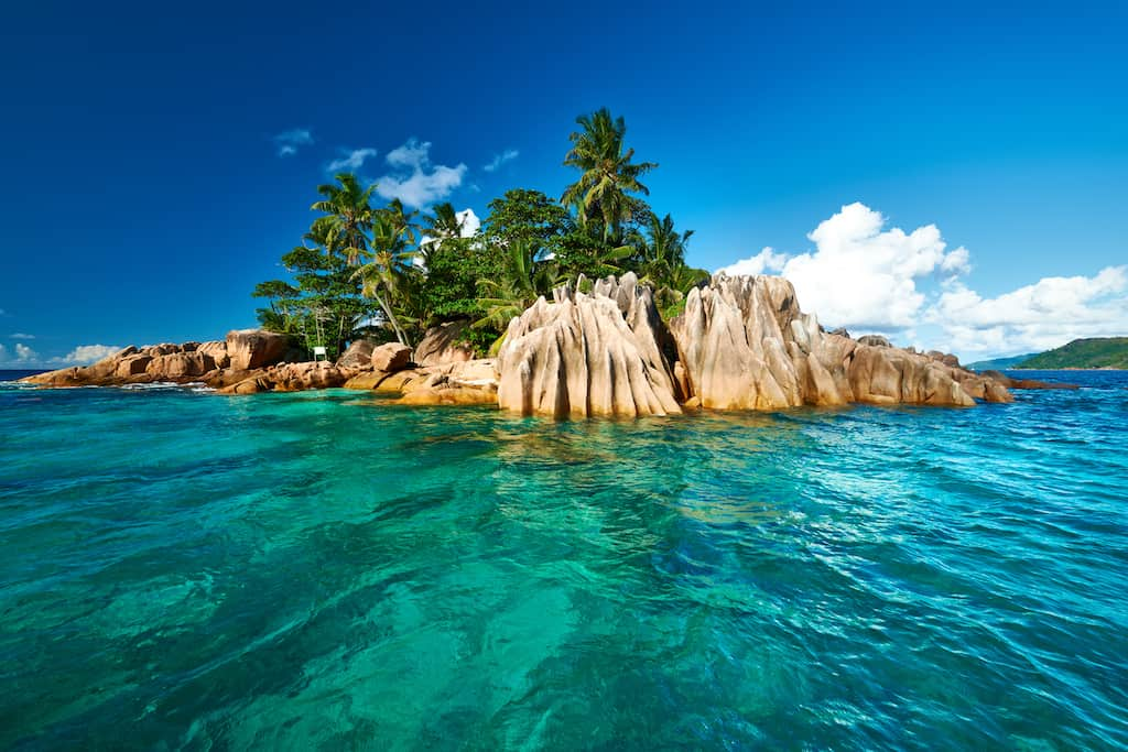 Seychelles - most beautiful islands in the world