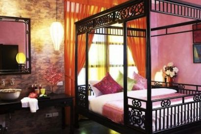 Shanghai Mansion Hotel - where to stay in Bangkok on GlobalGrasshopper.com