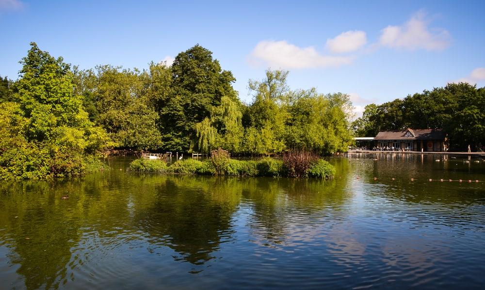 Finsbury Park - best parks in London