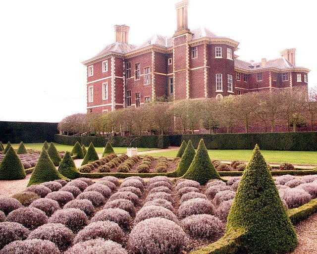 Ham House - green spaces in London on GlobalGrasshopper.com