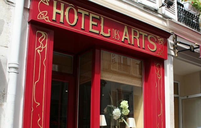 Hotel Des Arts Montmarte - Budget hotels in Paris on GlobalGrasshopper.com