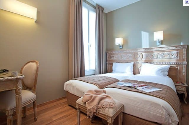 Hotel du Printemps - Budget hotels in Paris on GlobalGrasshopper.com