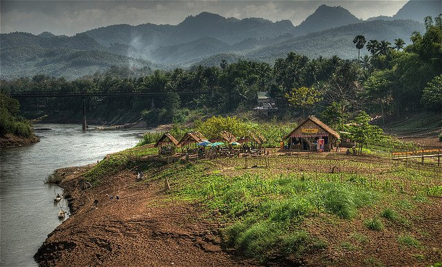 Luang Prabang - places to visit in Laos on GlobalGrasshopper.com