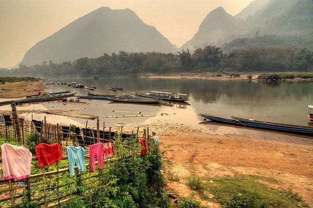 Muang Ngoi Neua - places to visit in Laos on GlobalGrasshopper.com