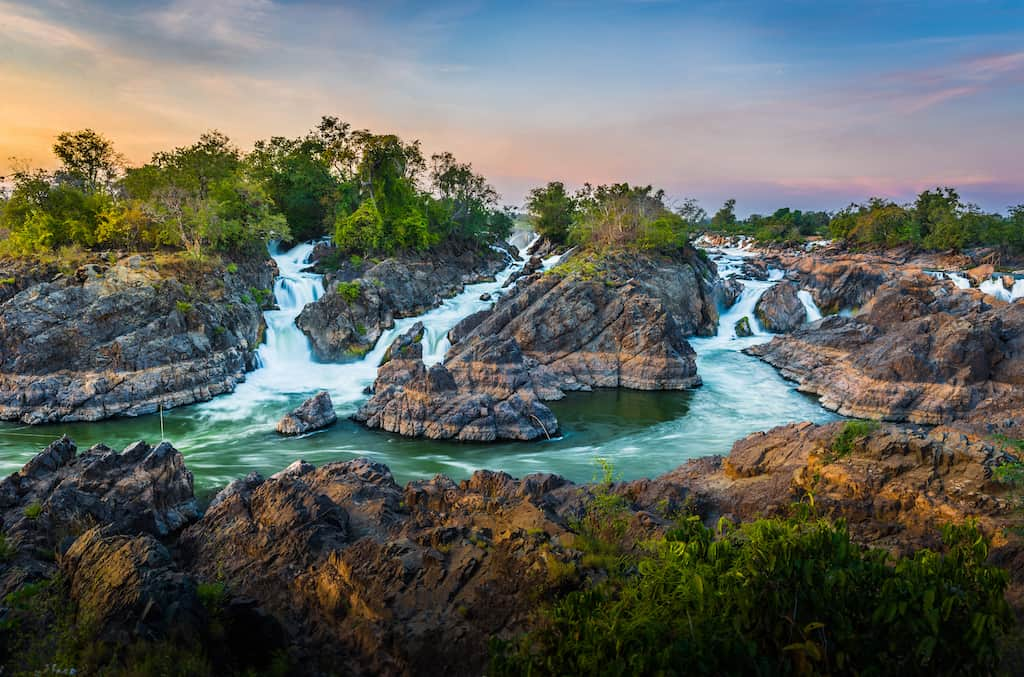 Si Phan Don - most beautiful places to visit in Laos