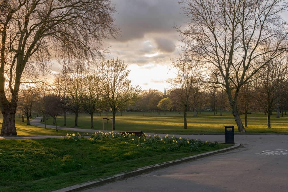 Victoria Park - best park in East London