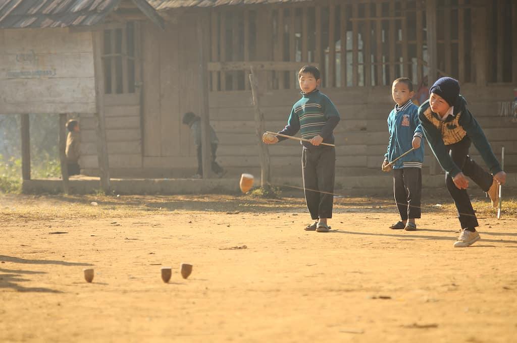 Vieng Xai Laos