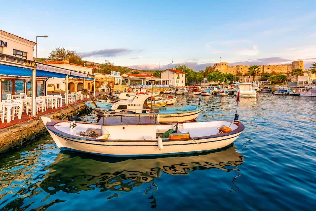 Bozcaada - most beautiful islands to visit in Europe