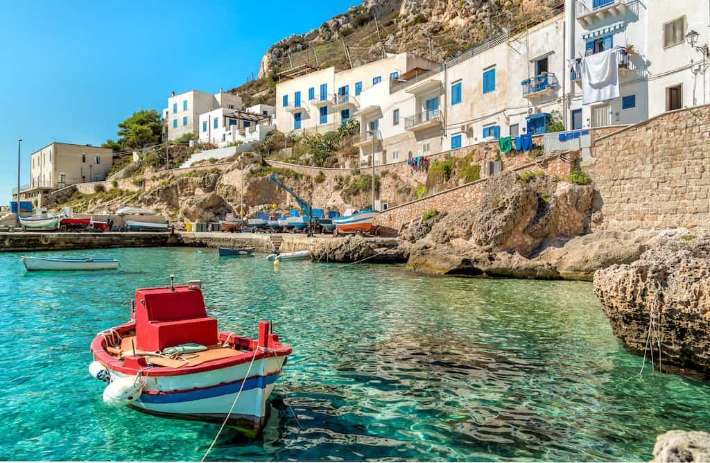 Egadi Islands Sicily