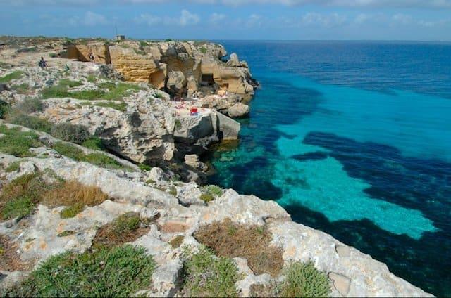 Favignana Italy - beautiful islands on GlobalGrasshopper.com