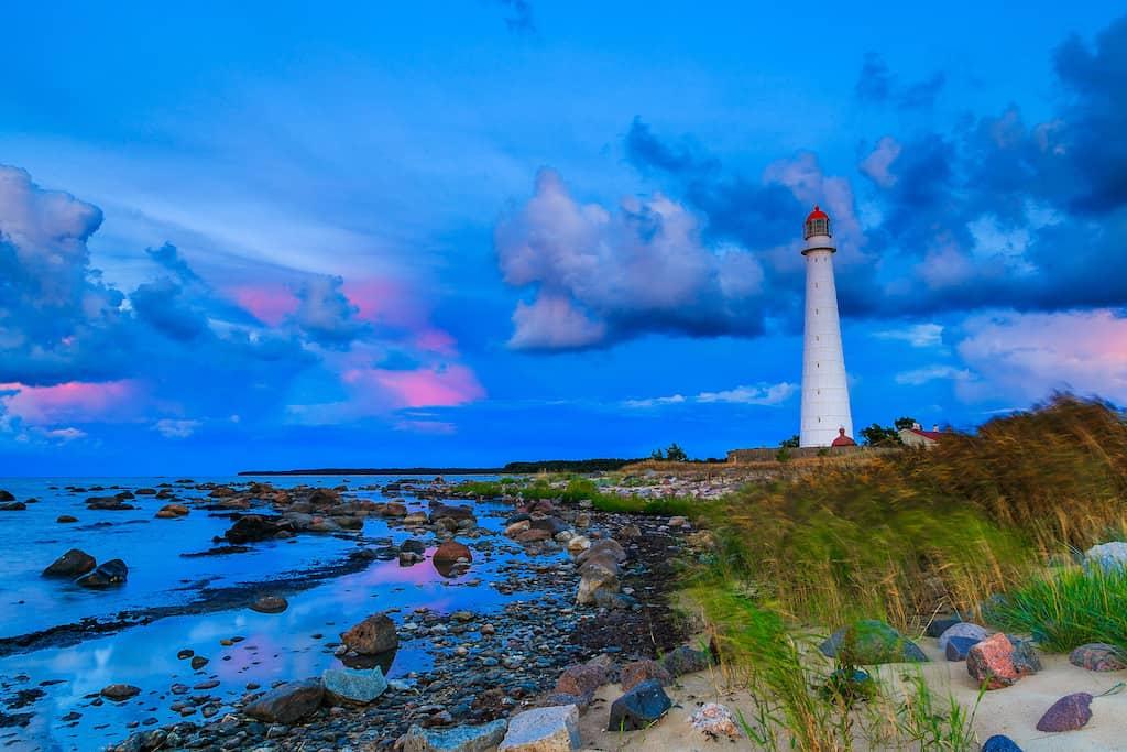 Hiiumaa, Estonia - beautiful unpsoilt islands in Europe