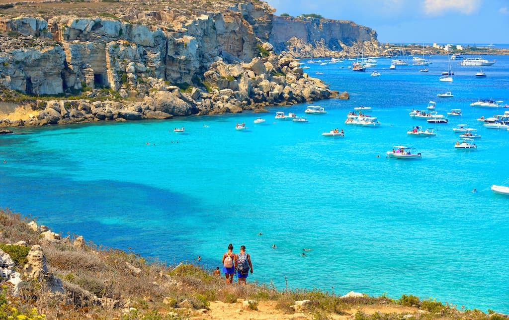 Italy, Favignana - Europe's most beautiful islands