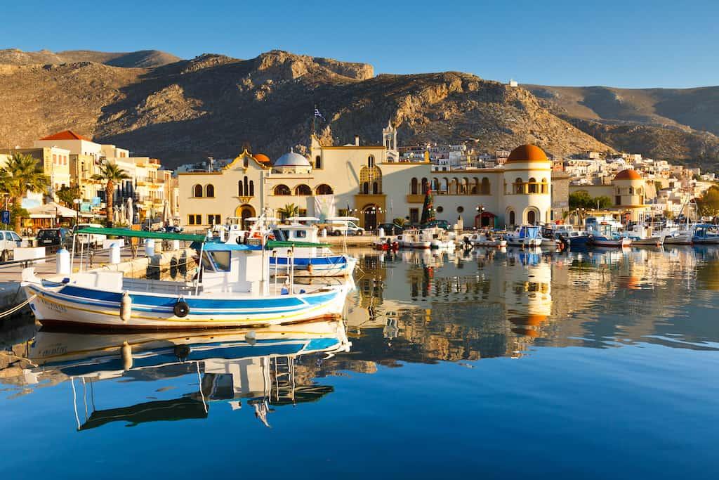 Kalymnos, Greece - best islands to visit in Europe