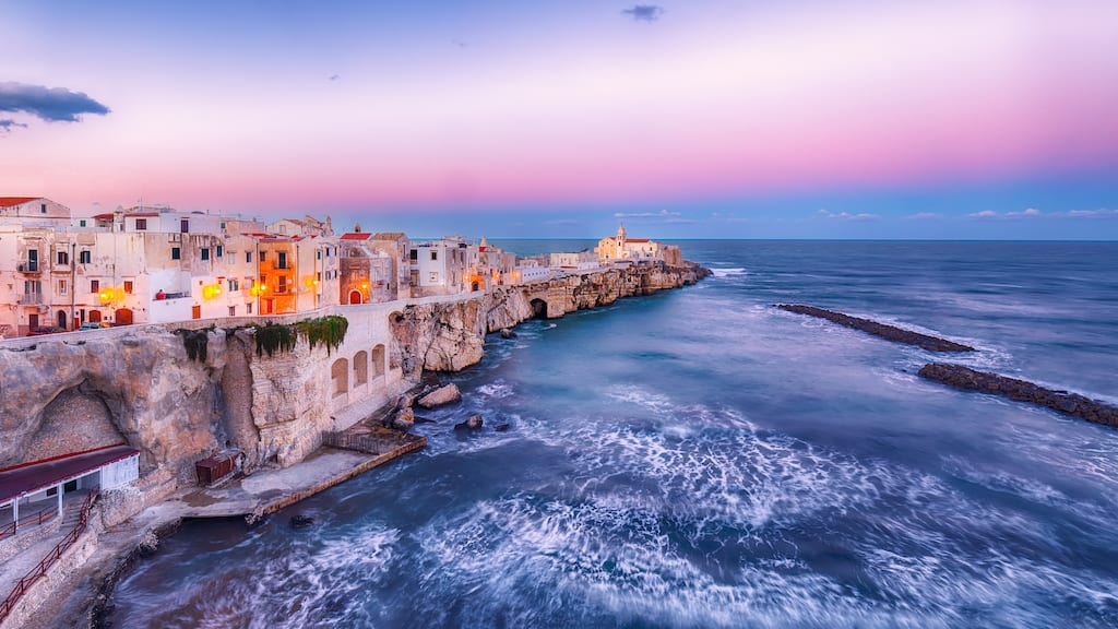 Puglia - world's most beautiful sunsets