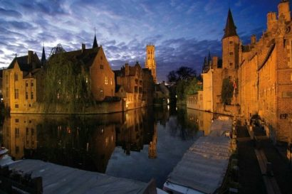 Relais Bourgondisch Cruyce Bruges Europe