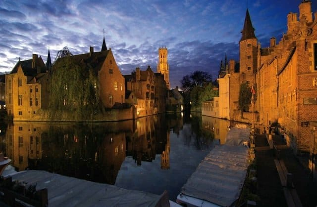 Relais-Bourgondisch-Cruyce-Bruges - Europe's most romantic hotels on GlobalGrasshopper.com
