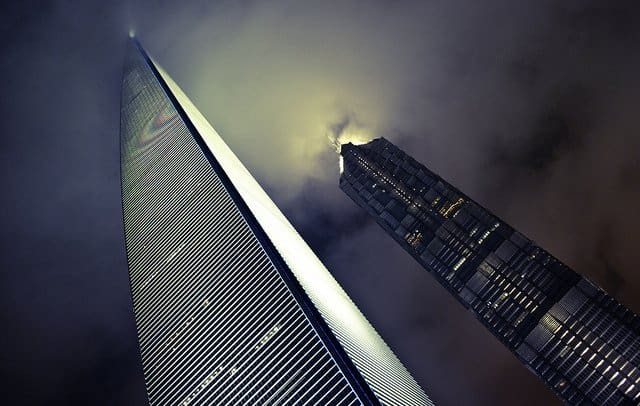 Shanghai-World-Financial-Center - Tall Skyscrapers on GlobalGrasshopper.com