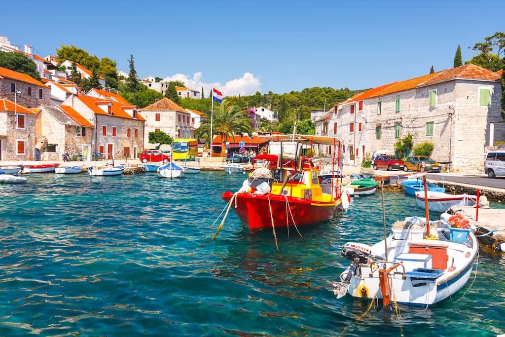 Solta Island Croatia - best islands in Europe