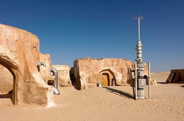 Star Wars Tunisia - movie location travel destinations on GlobalGrasshopper.com