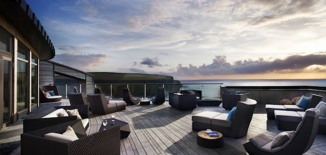 The Scarlet Hotel Cornwall - romantic hotels in Europe on GlobalGrasshopper.com