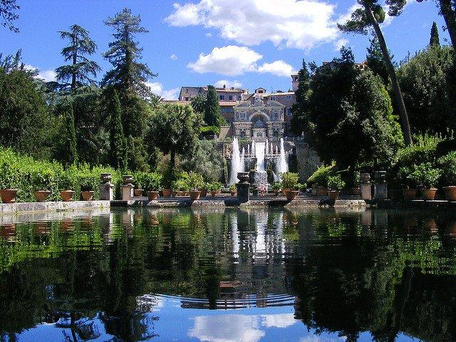 Tivoli - Villa d'Este - Rome day trips on GlobalGrasshopper.com