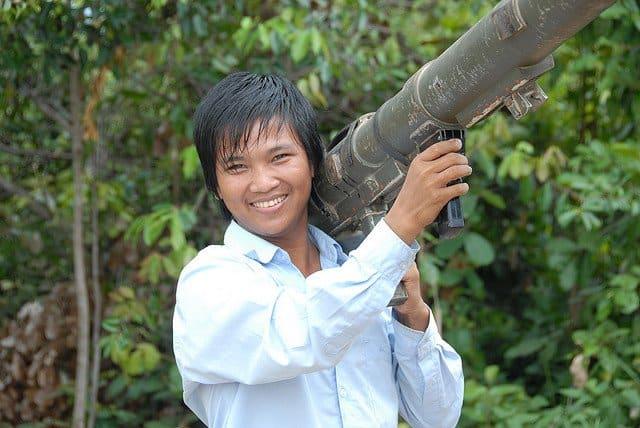 Bazooka Cambodia on GlobalGrasshopper.com