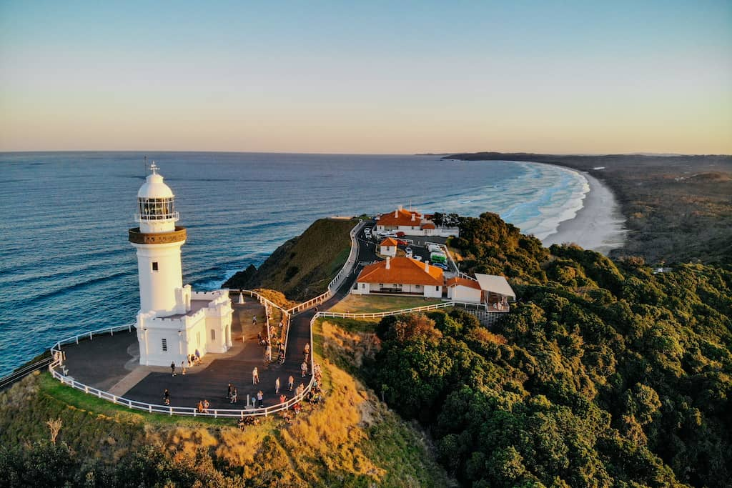 Cape Byron - beautiful places to go in Australia