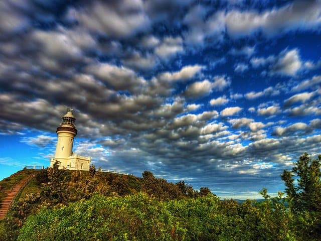Cape Byron - places to visit in Australia on GlobalGrasshopper.com