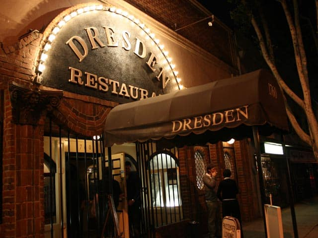 Dresden Rooms - 10 cool things to do in Los Angeles on GlobalGrasshopper.com