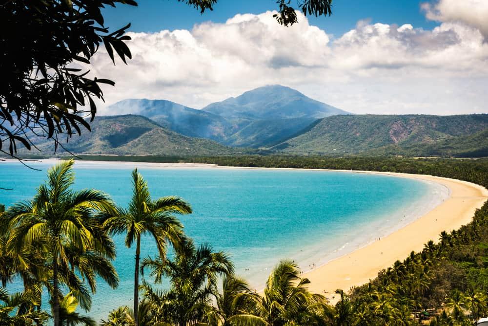 Four-Mile Beach Port Douglas