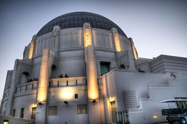 Griffith Observatory - 10 cool things to do in Los Angeles on GlobalGrasshopper.com