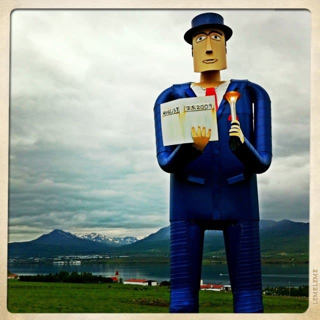 The Icelandic Folk and Outsider Art Museum - Iceland on GlobalGrasshopper.com