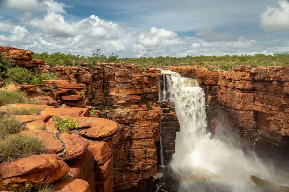 The Kimberley Falls