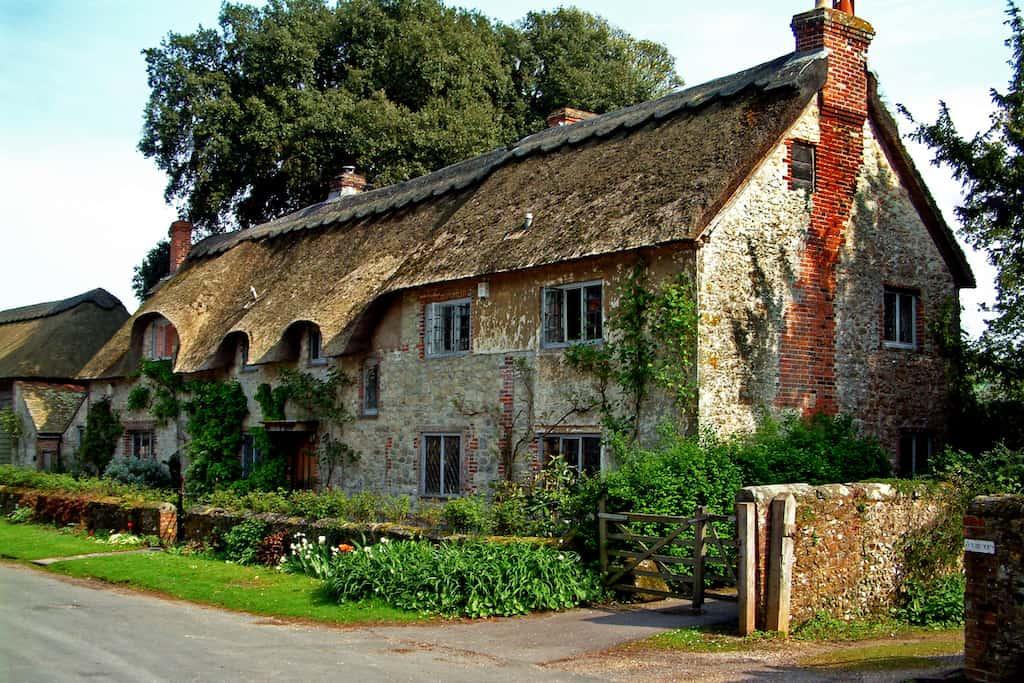 Amberley village, West Sussex