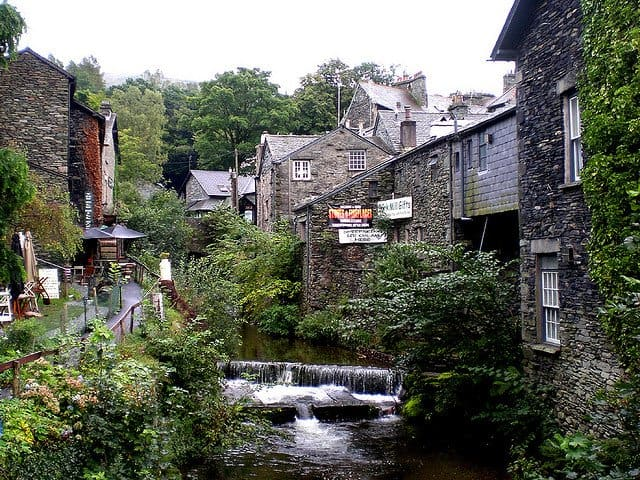 Ambleside - 10 of the prettiest English villages on GlobalGrasshopper.com