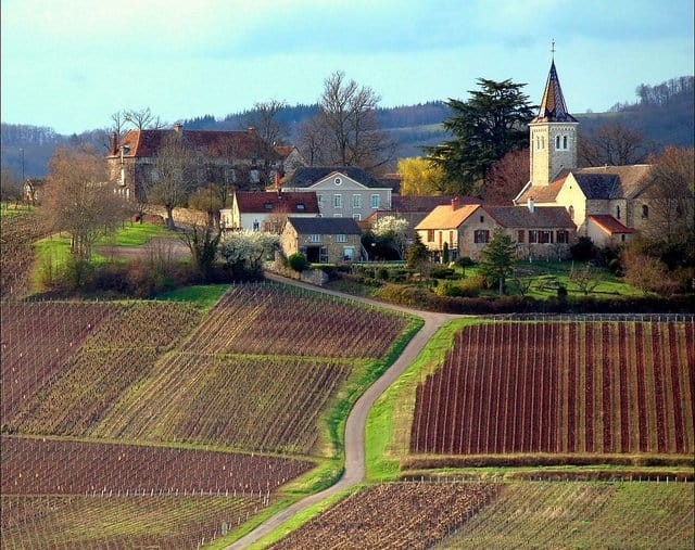 Burgundy, France on GlobalGrasshopper.com